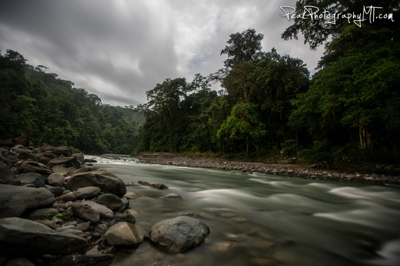 Costa Rica: Night Photography with Clouds