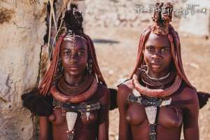 Traditional Himba (the image that got me banned from Facebook)